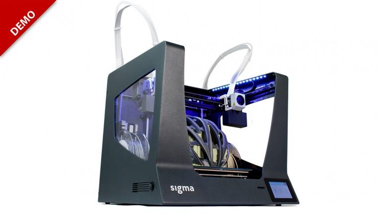 Demo - BCN3D - Sigma - R2017