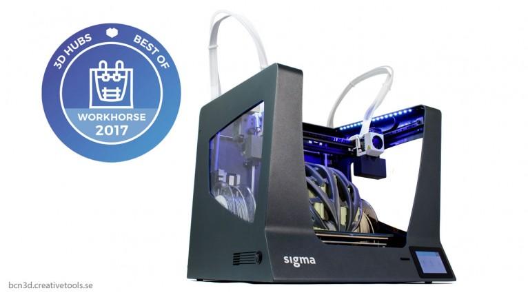 BCN3D - Sigma - R2017