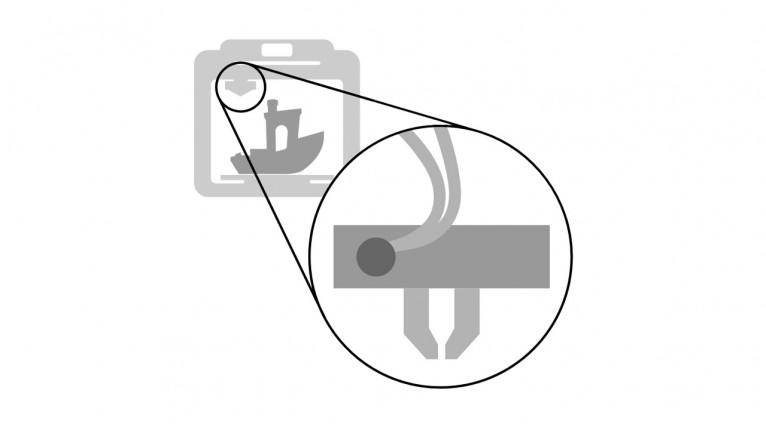 Maintenance of 3D printer - Repair of hot end (FFF)
