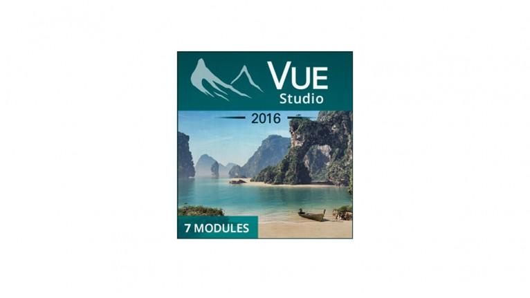 e-on software - VUE Studio 2016