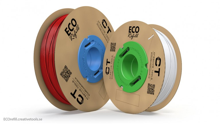 ECOrefill - PLA - 2.85 mm (0.8 kg)