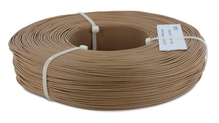ECOrefill - PLA - 1.75mm - Wood - 1,5kg