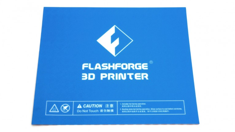 Flashforge - Build Surface Sticker