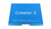 FlashForge - Build Plate - Creator 3