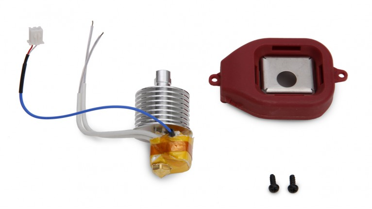 FlashForge - High Temperature Extruder Kit - Guider II/IIs