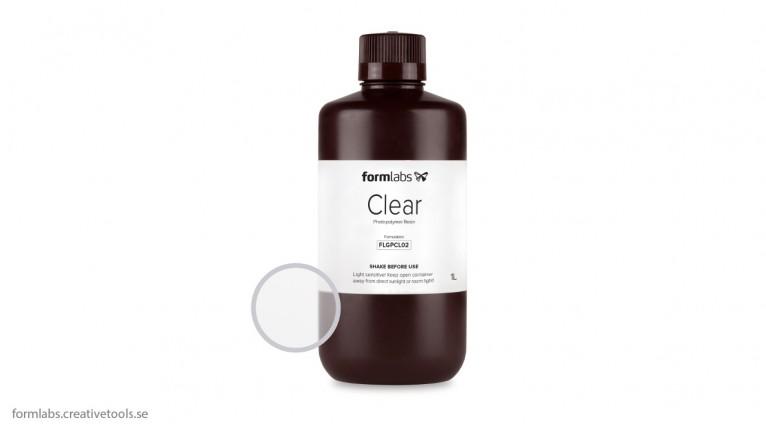 Formlabs - Resin Bottle for Form 1+ - Standard