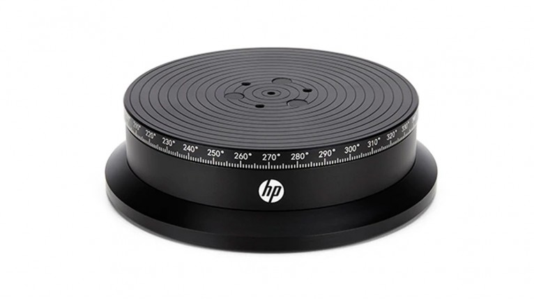 HP - 3D Automatic Turntable Pro