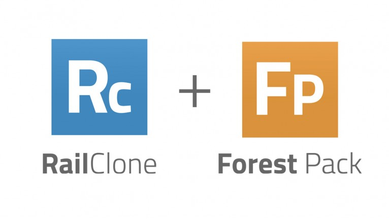 iToo Software - Forest Pack Pro + RailClone Pro - New license
