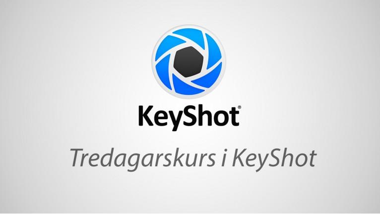 KeyShot - Training (3 days)