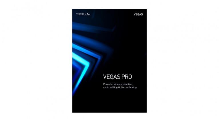 Magix - VEGAS Pro 16 - ESD