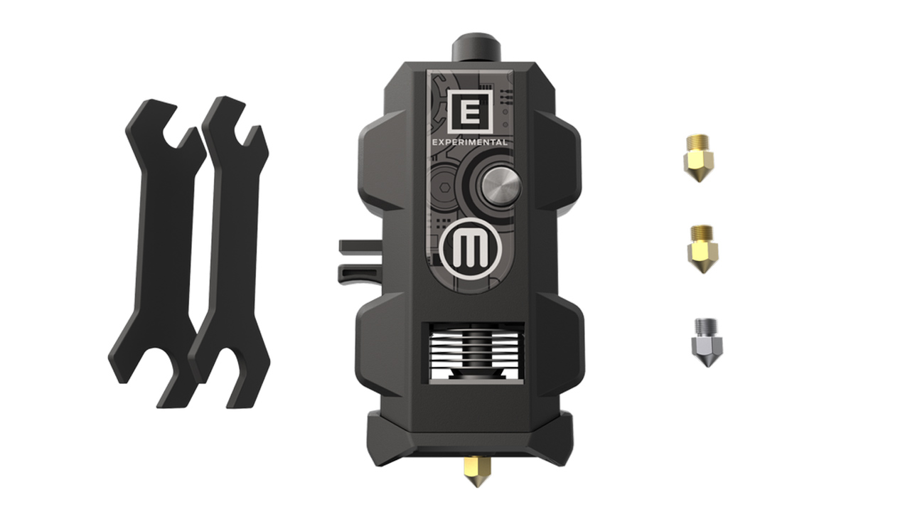 MakerBot Labs - Experimental Extruder