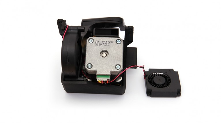 MakerBot - Extruder Carriage Assembly - Z18