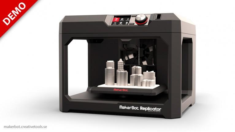 MakerBot - Replicator Desktop - Refurbished