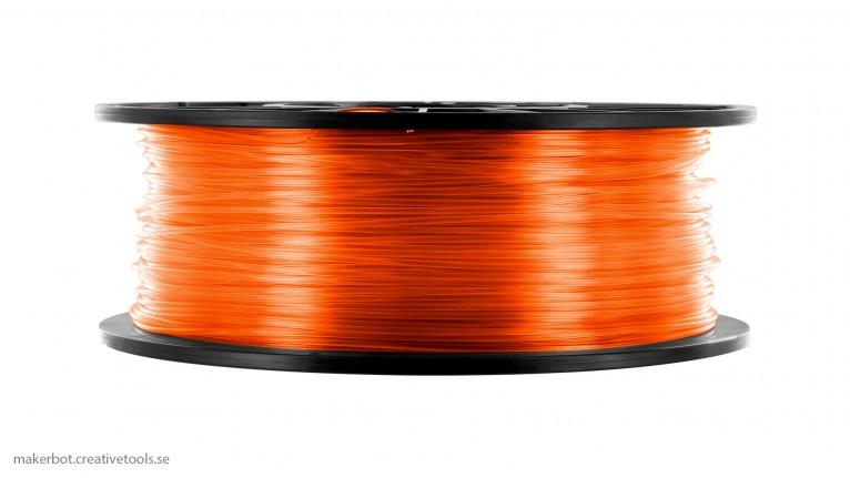 MakerBot - PLA Translucent - 1.75 mm (1 kg Spool)