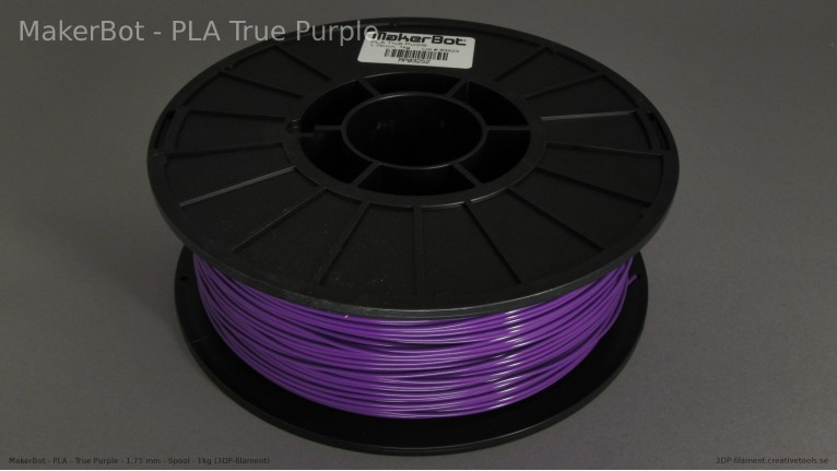 MakerBot - PLA True - 1.75 mm (1 kg Spool)