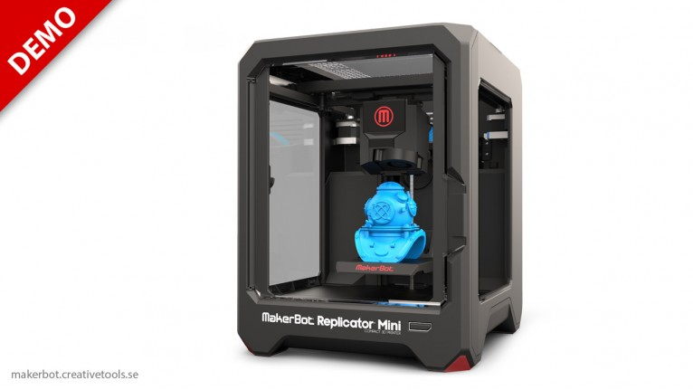 MakerBot - Replicator Mini - Refurbished