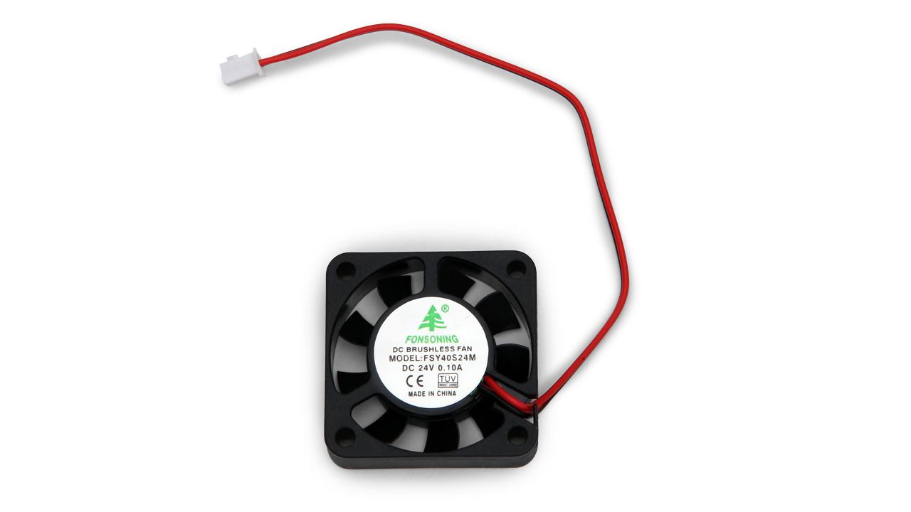 MakerBot - Extruder Cooling Fan - 24V 40mm