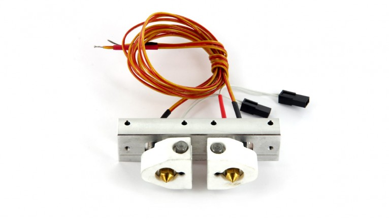 MakerBot - Bar Mount Assembly with Stranded Thermocouple - R2X