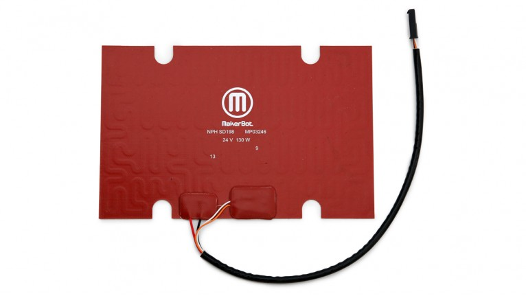 MakerBot - Silicon Bed Heater R2X