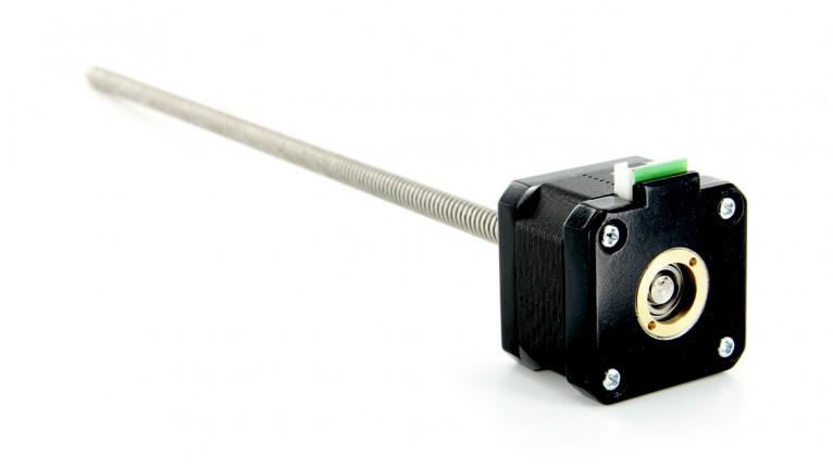 Makerbot - NEMA 17 Stepper Motor - 5mm shaft - R2 R2X