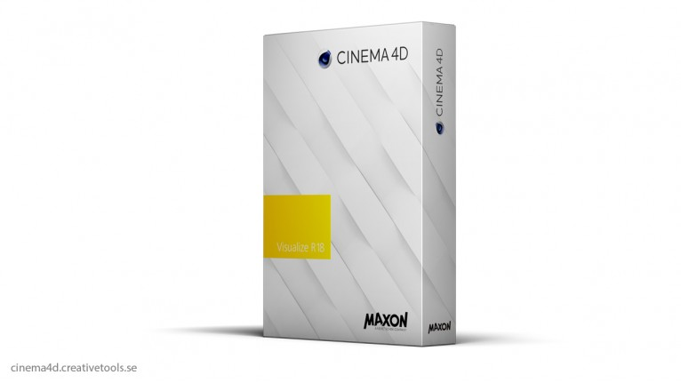 MAXON - Cinema 4D Visualize R18