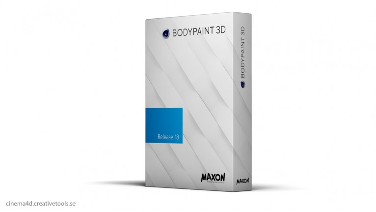 MAXON - BodyPaint 3D R18 - Upgrade