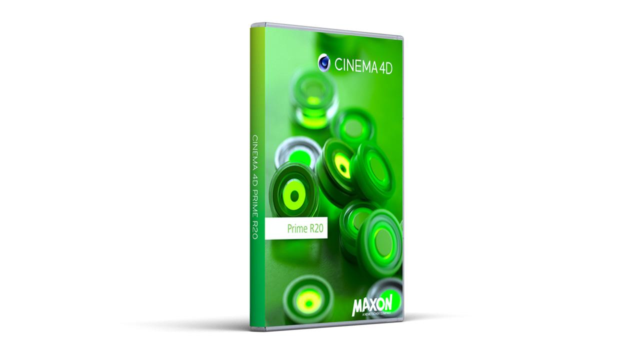 MAXON - Cinema 4D Prime R20