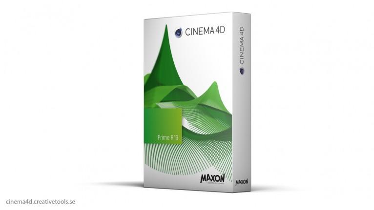 MAXON - Cinema 4D Prime R19 - Upgrade