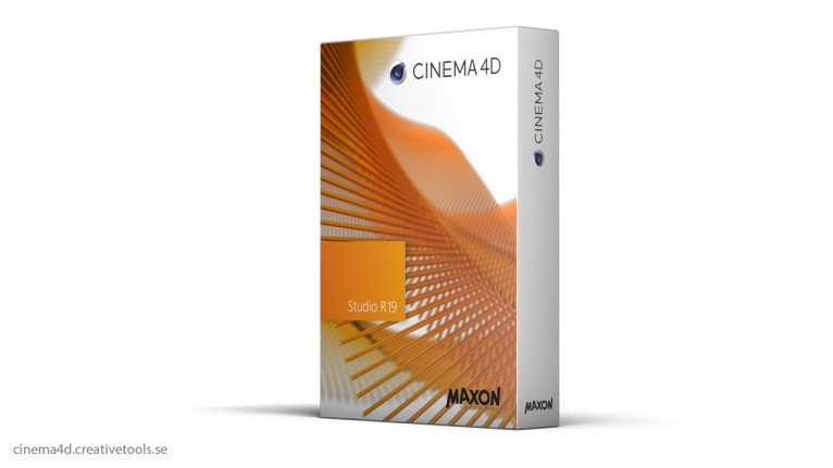MAXON - Cinema 4D Studio R19