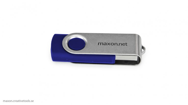 MAXON - Media (Cinema 4D R20 USB Stick)