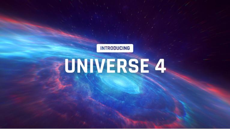 Maxon - Universe (1 Year)