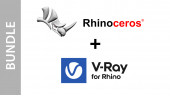 Rhino + V-Ray for Rhino - Bundle