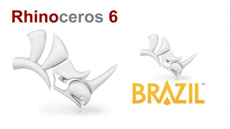 McNeel - Rhino 6 + Brazil Bundle