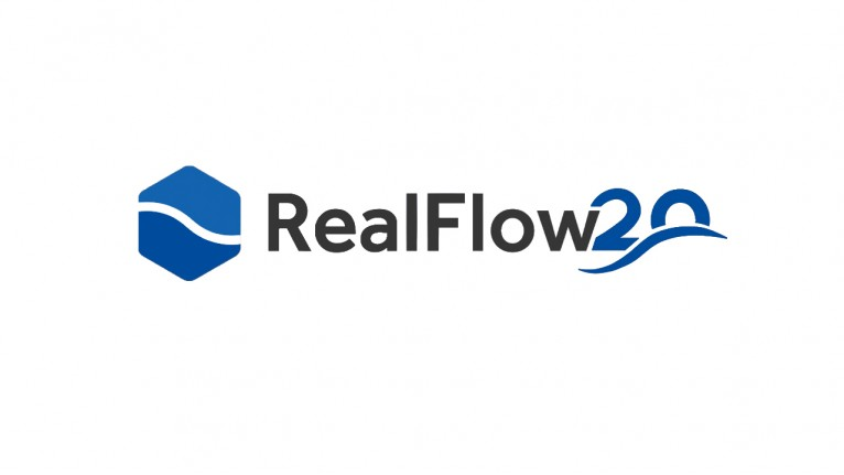 Next Limit - RealFlow 10 - 20th Anniversary - RF (3ds Max, Maya or C4D)