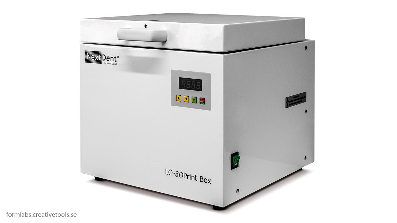 NextDent - LC-3DPrint Box - UV curing unit for resin hardening