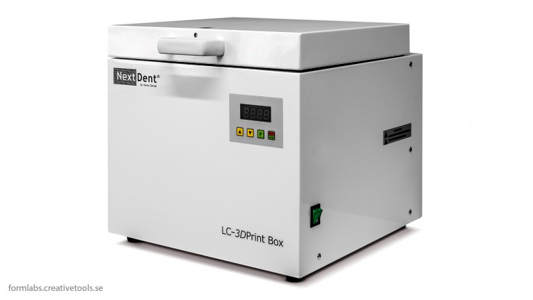 NextDent - LC-3DPrint Box - UV curing unit for resin hardening