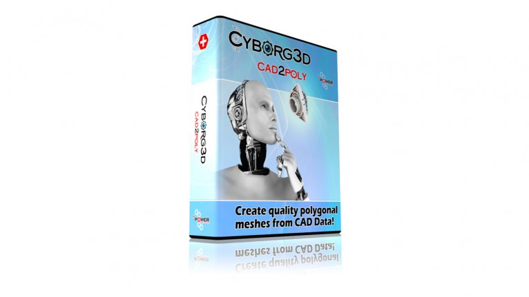nPower Software - Cyborg3D CAD2Poly