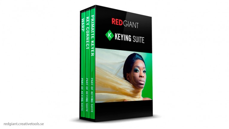 Red Giant - Keying Suite 11