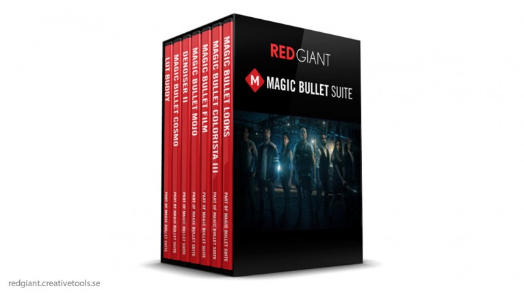 Red Giant - Magic Bullet Suite 13