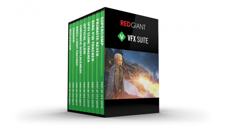Red Giant - VFX Suite Academic