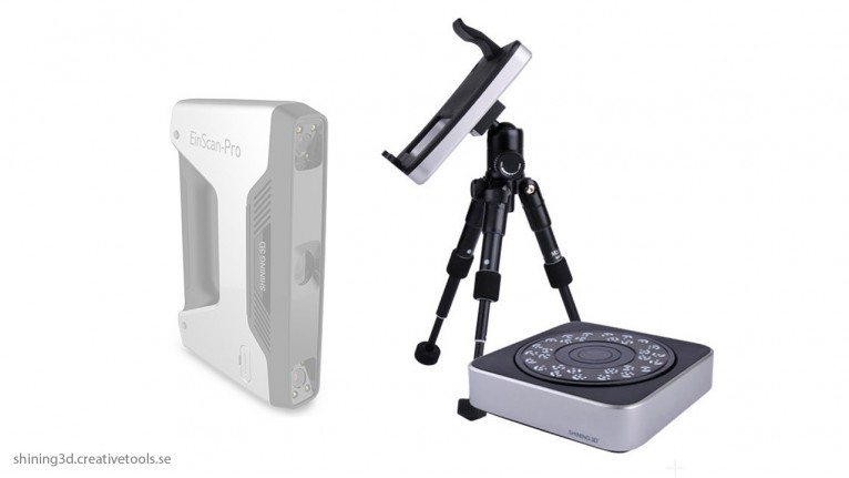 Shining 3D - Einscan-Pro - Addon - Industrial Pack
