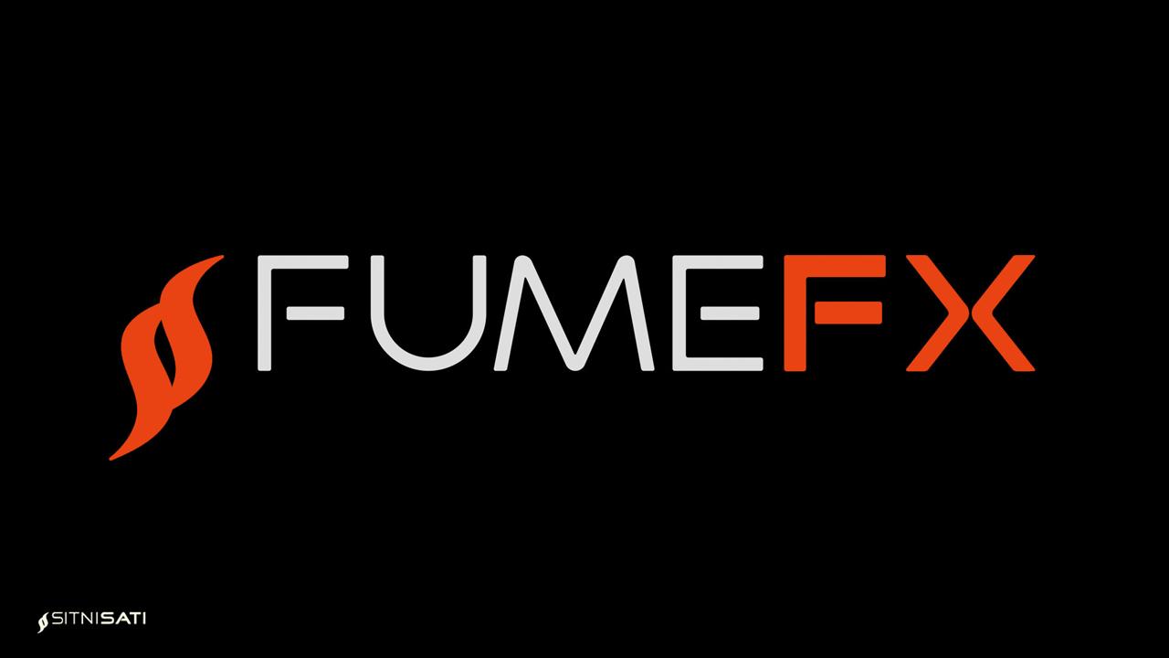 SitniSati - FumeFX 5 for Maya - Upgrade