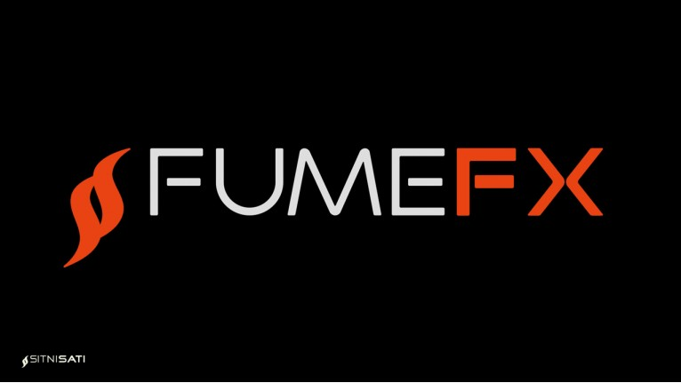 SitniSati - FumeFX 5 for Maya - Upgrade