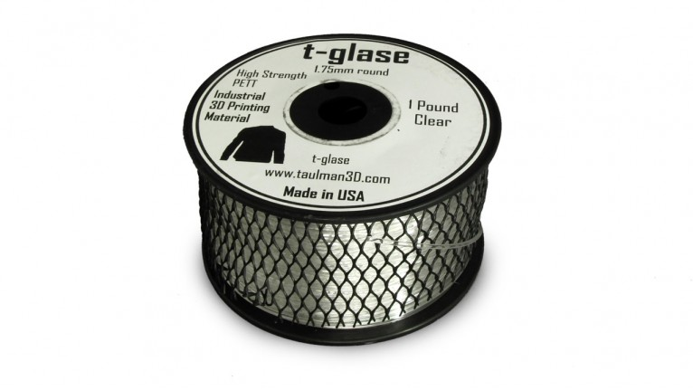 Taulman 3D - T-Glase - Natural - 1.75 mm