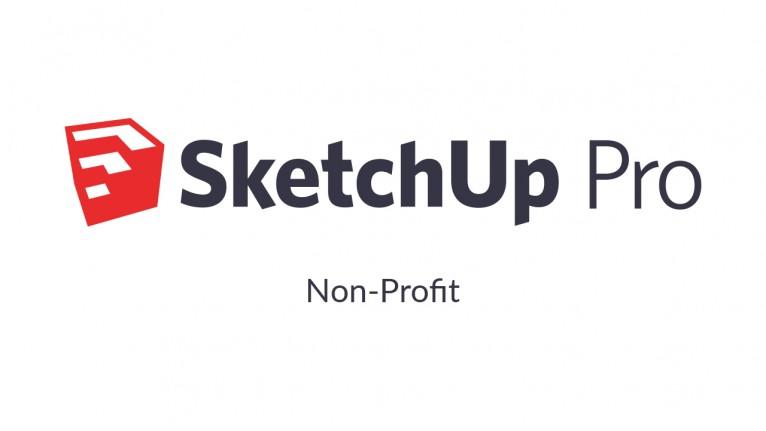 Trimble - SketchUp Pro 2020 Non-Profit - Single user