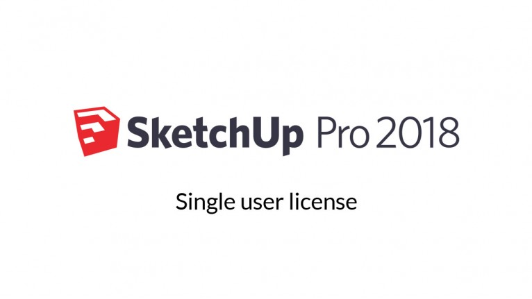 Trimble - SketchUp Pro 2018 + 1 Year Maintenance & Support