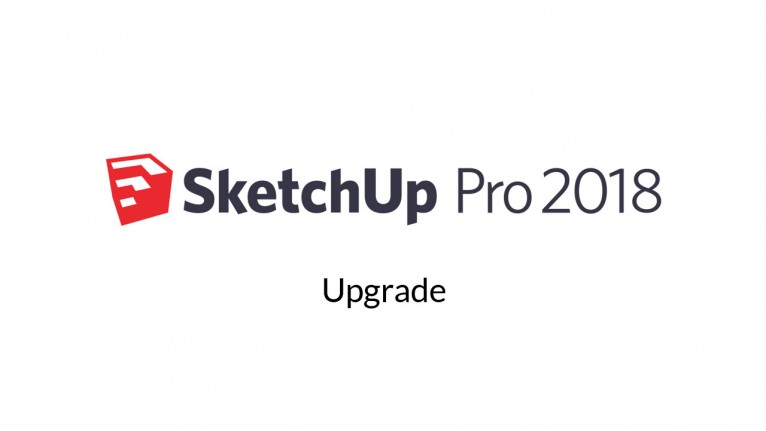 Trimble - SketchUp Pro 2018 - Upgrade from 2015-2017