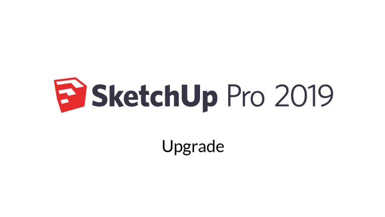 Trimble - SketchUp Pro 2019 - Upgrade from SketchUp 2016-2018