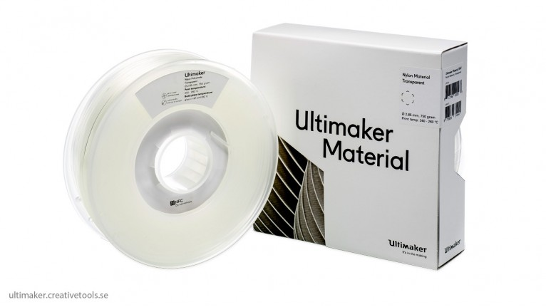 Ultimaker - Nylon - 2.85mm - 750g - NFC tag