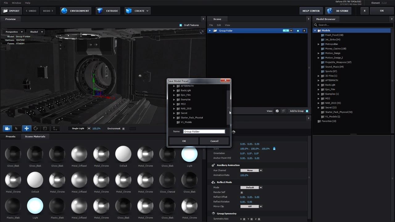 Video Copilot Element 3D Free Download - ALL PC World